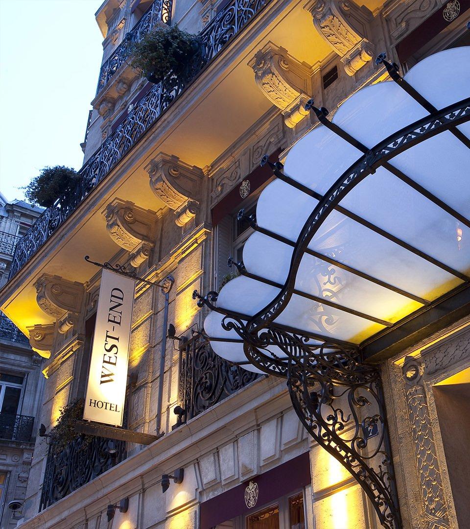 Offre spéciale Hôtel West End - Paris - promo - hebergement